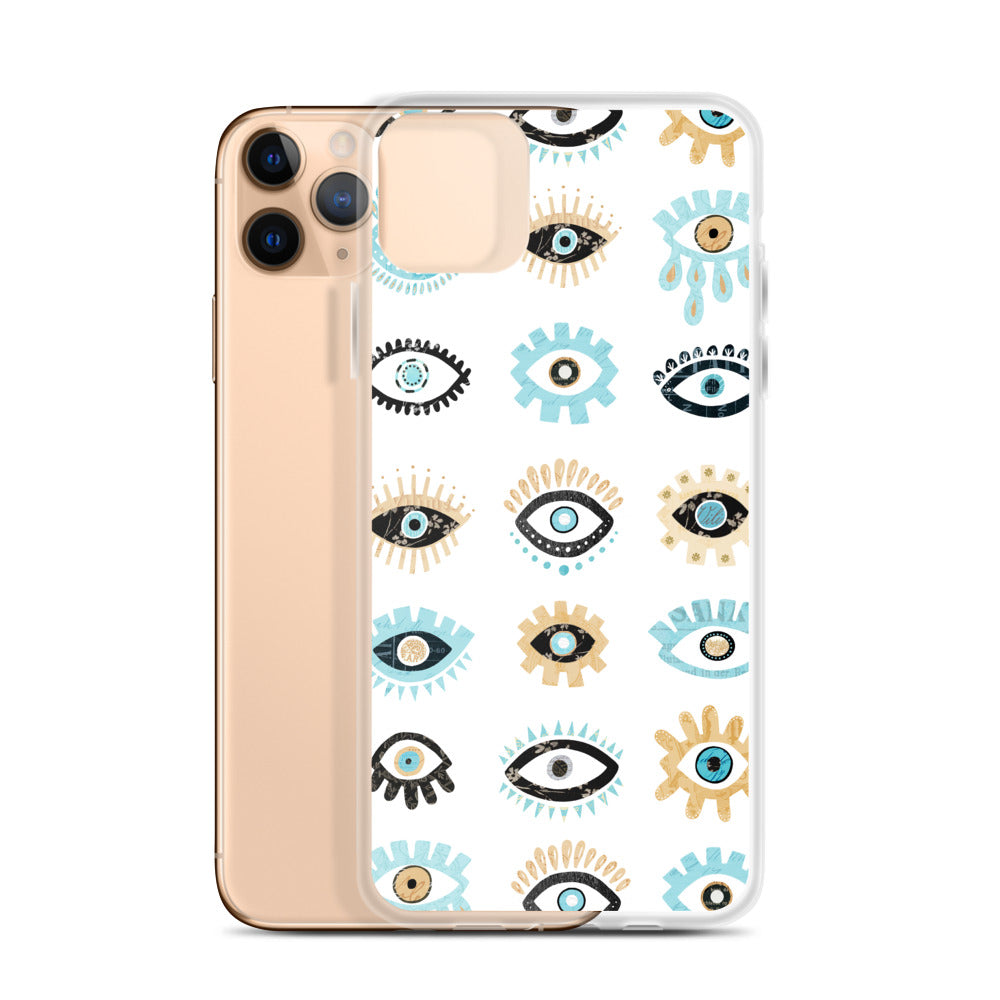 Evil Eyes - iPhone Case