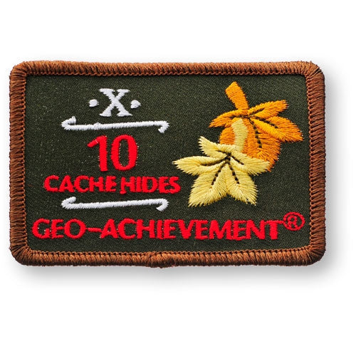 Geo-Achievement Patches - Hides