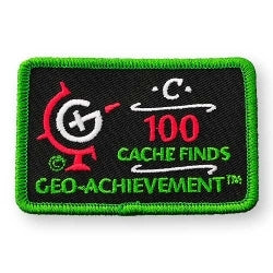 Geo-Achievement Patches - Finds