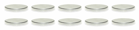 Neodymium Rare Earth Magnet disc - 6mm x 1.5mm - pack of 10