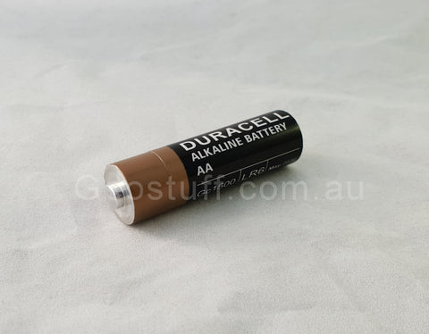 Fake Battery Cache Container