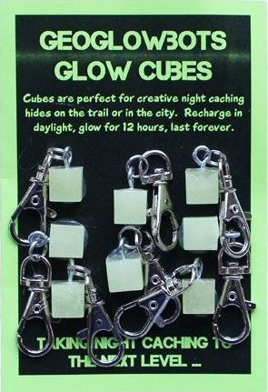 GeoGlowbot Cubes with Clip
