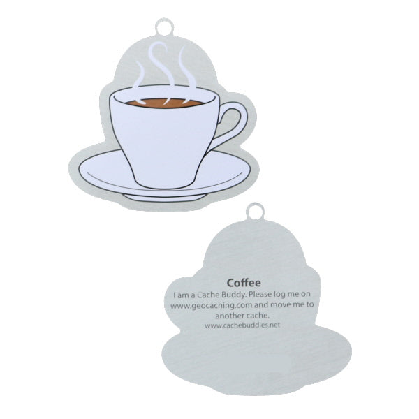 Coffee Travel Tag