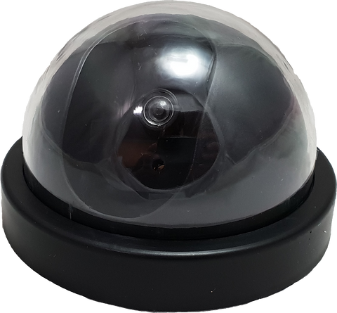 Fake Security CCTV Dome Camera