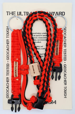GeoKnots Ultimate Lanyard