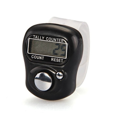 Finger Tally Counter
