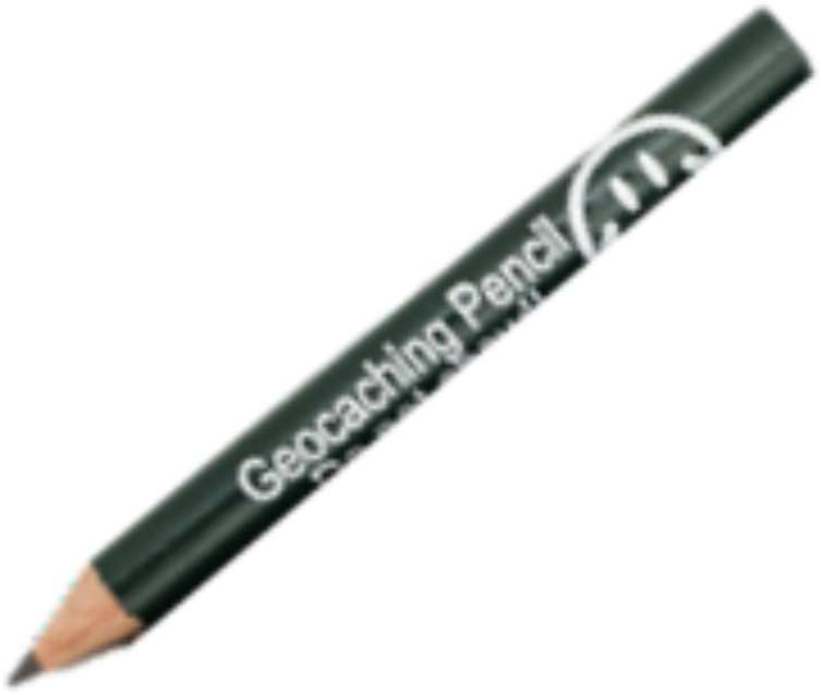 Stubby Geocaching pencil (1 only)