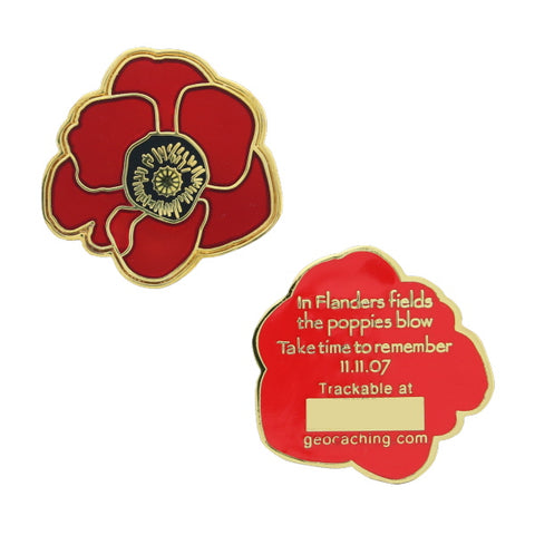 Red Remembrance Poppy