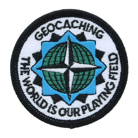 World is our Playing Field Patch