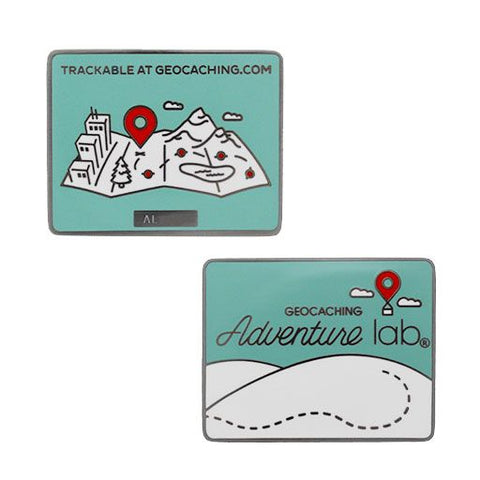 Adventure Lab® Geocoin