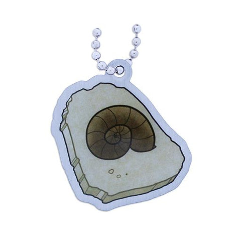 EarthCache™ Fossil Tag- Shell