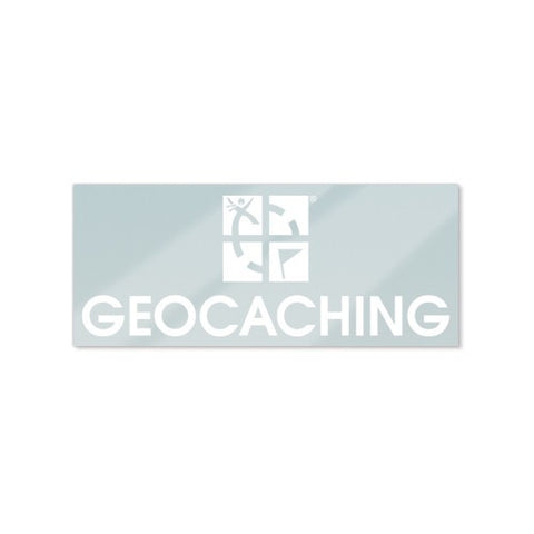 Geocaching Window / Vehicle Static Cling