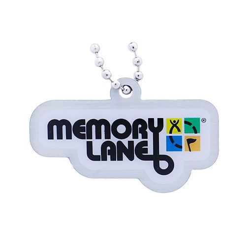 Memory Lane Travel Tag