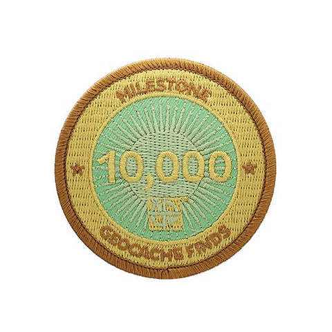Milestone Patch - 10000 Finds