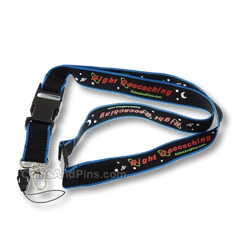 Geocaching Lanyards