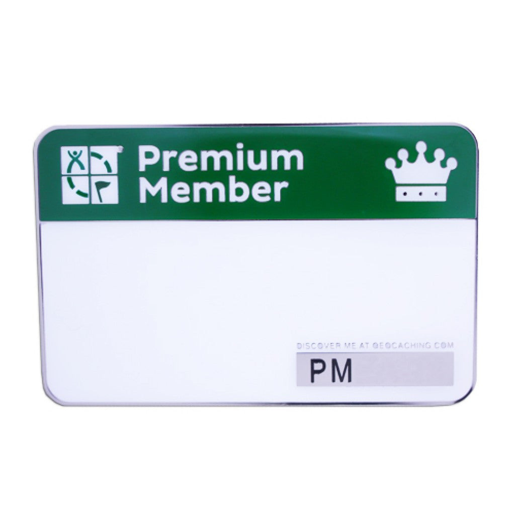 Premium Member Collection: Trackable Name Tag