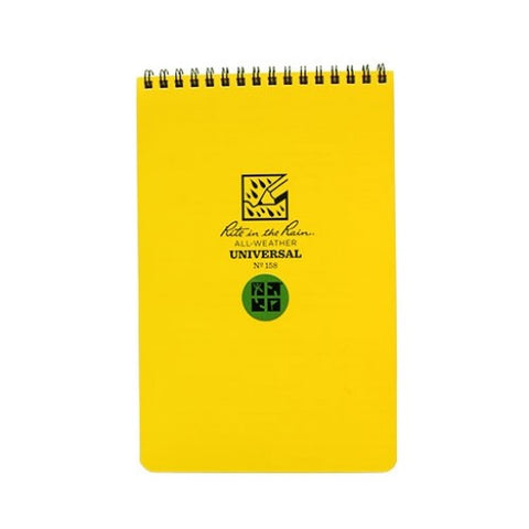 "Extra Large ""Rite in the Rain"" Cache Logbook - Spiral Bound"