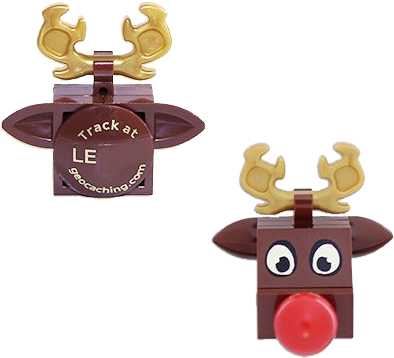 Rudolph Brick Trackable