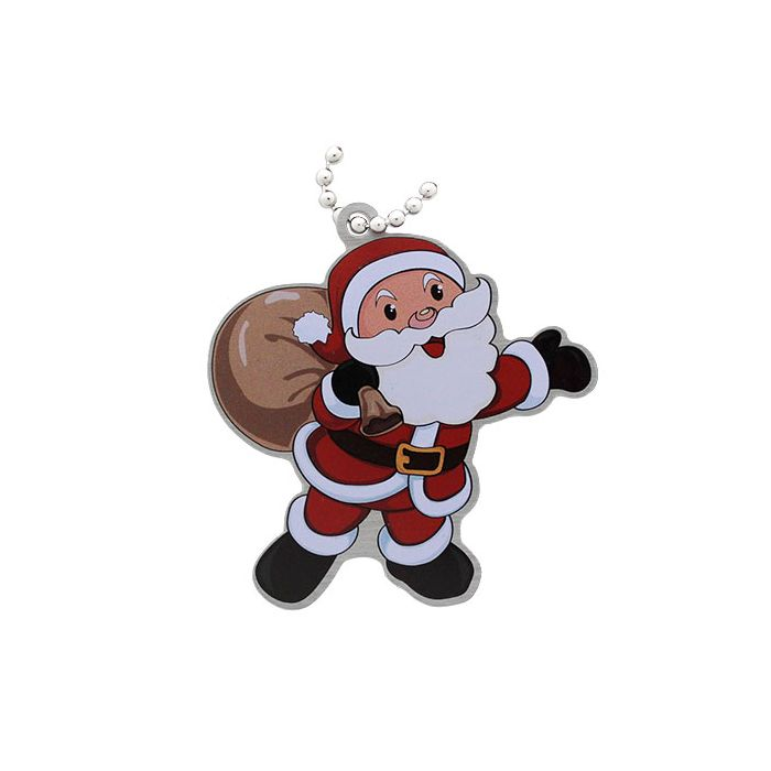 Festive Collection- Saint Nick Travel Tag