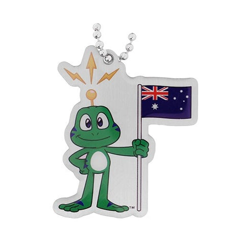 Travel Tag: Australia Day - Where in the World is Signal the Frog®?