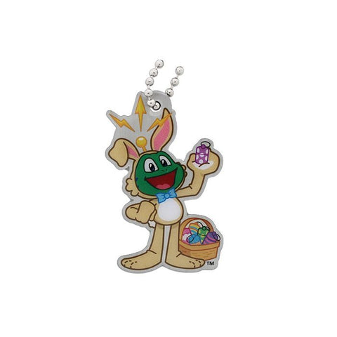 Signal the Frog® Easter Travel Tag