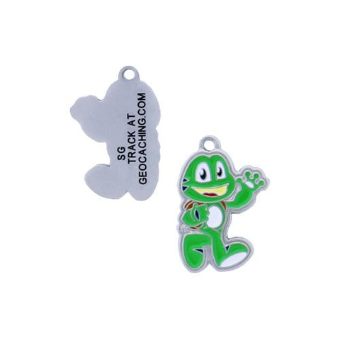 Signal the Frog® NANO Geocoin