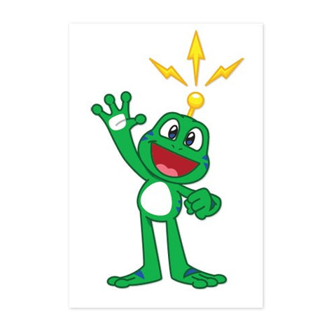 Signal the Frog Sticker