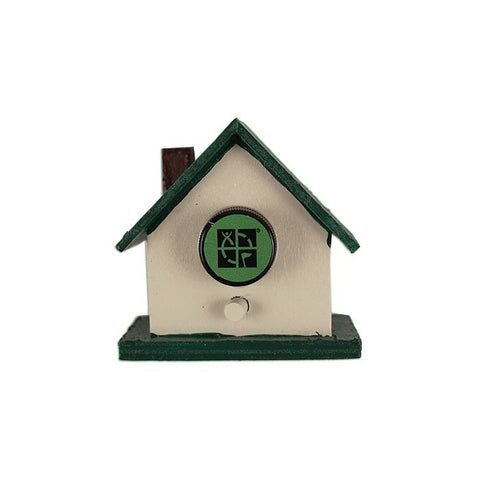 Mini Magnetic Birdhouse Cache Container