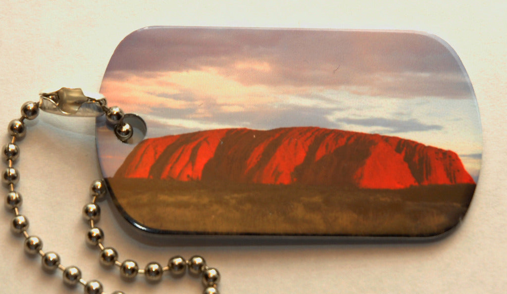 Uluru - Photo Travel Tag