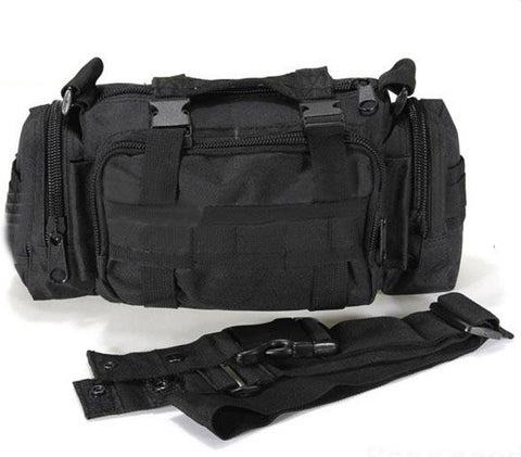 Geocaching Waist Bag - Black