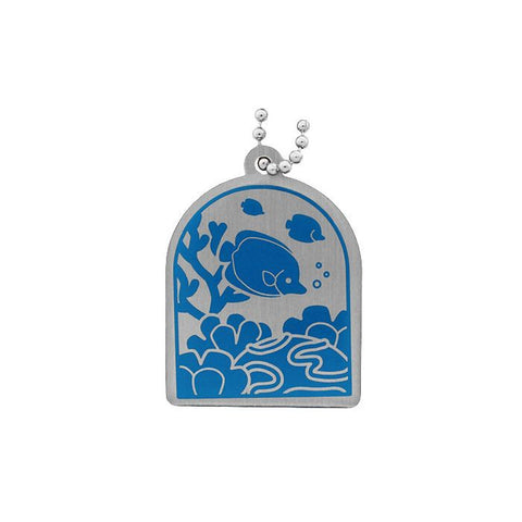 Wonders of the World Trackable Tag Natural - Great Barrier Reef