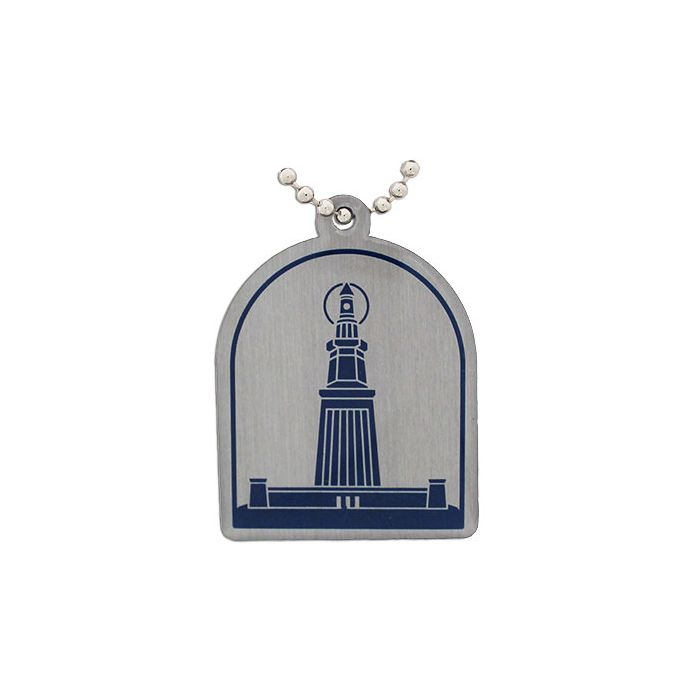 Wonders of the World Trackable Tag Ancient - Lighthouse of Alexandria