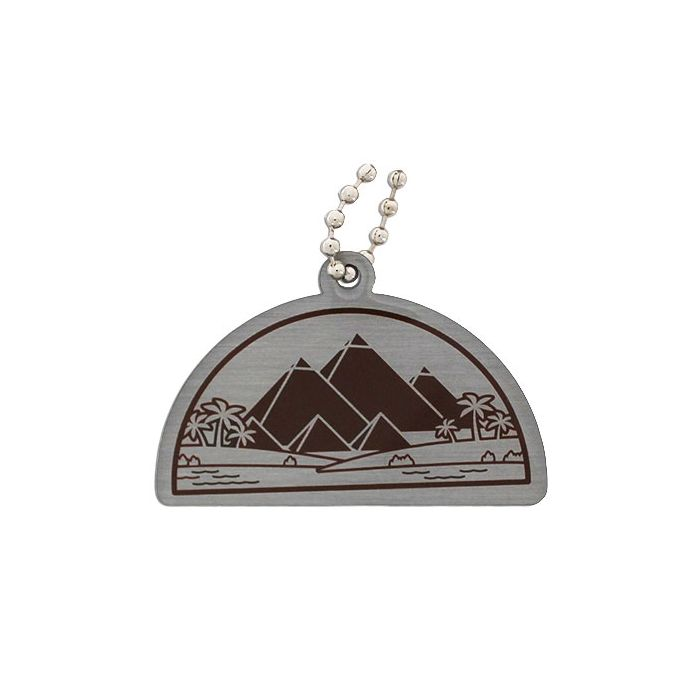 Wonders of the World Trackable Tag Ancient - Great Pyramid of Giza