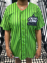 Load image into Gallery viewer, Pinstripe jersey - Green (Unisex)