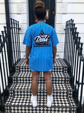 Load image into Gallery viewer, Pinstripe jersey - Blue (Unisex)