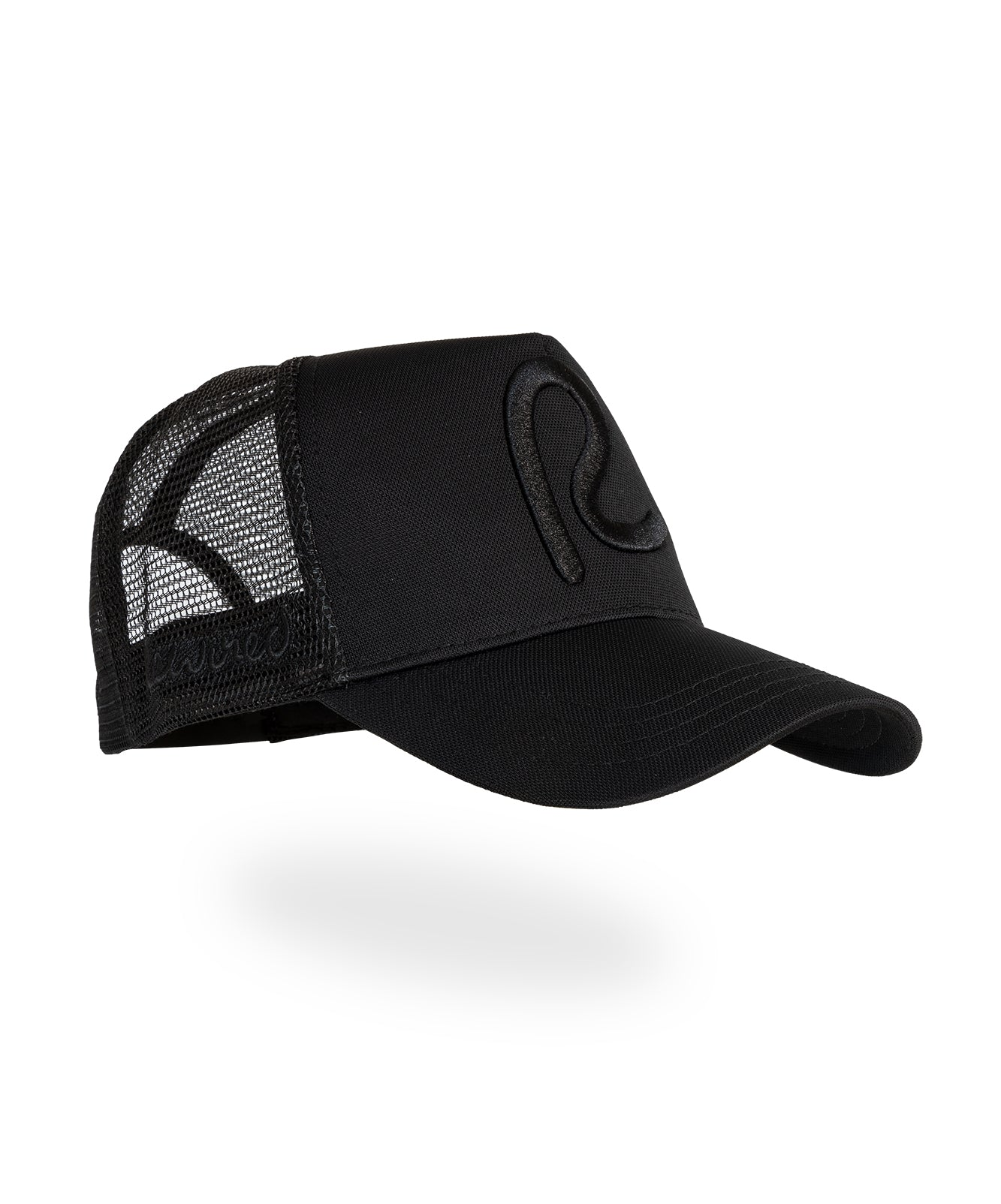 Rewired R Trucker - Black Tonal