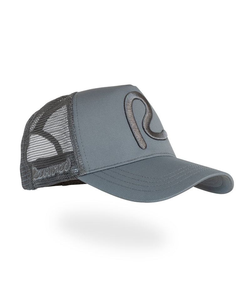 Rewired R Trucker - Grey Tonal