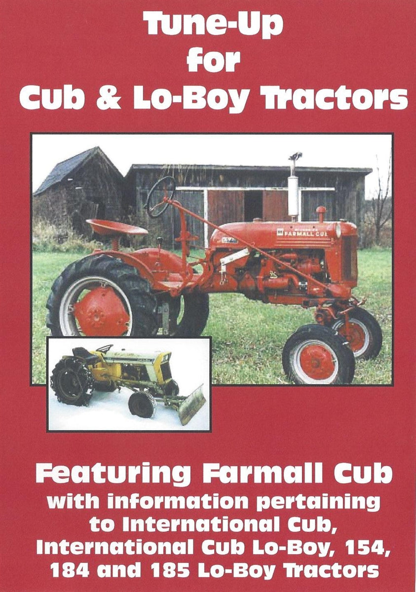 Farmall Cub Tune-Up