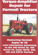 Load image into Gallery viewer, Farmall Torque-Amplifier Repair