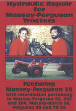 Load image into Gallery viewer, Massey Ferguson Hydraulic Repair