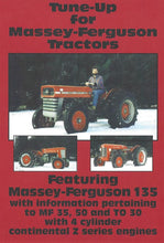 Load image into Gallery viewer, Massey Ferguson 135, 35 Continental Tune-Up