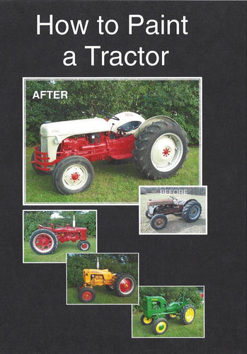 How to Paint a Tractor