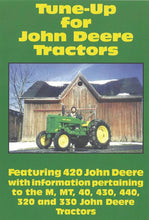 Load image into Gallery viewer, John Deere 420 Tune Up