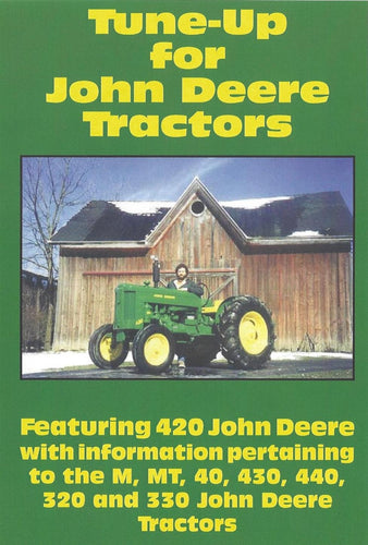 John Deere 420 Tune Up