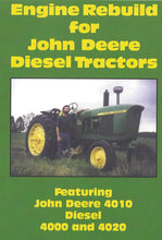 Load image into Gallery viewer, John Deere 4010, 4020 Diesel Engine Rebuild