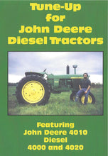 Load image into Gallery viewer, John Deere 4010, 4020 Diesel Tune Up