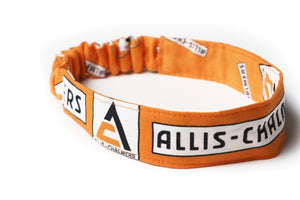 Allis Chalmers Logo Headband, youth size
