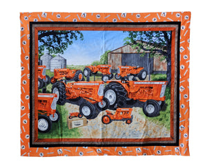 Allis Chalmers Wall Hanging or Baby Quilt