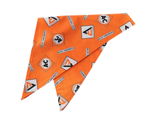 Load image into Gallery viewer, Allis Chalmers Logo Dog Bandanna