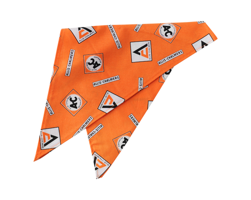 Allis Chalmers Logo Dog Bandanna